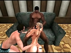 The Cuckold Goddess Wife