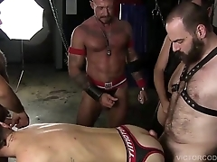 Pig Week Sling Fucking Privately Sex Orgy