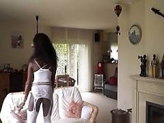 Ebony beauty strips - Message me non-native fuck her at met her on my fuck at date her