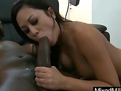 Nasty Milf (kayme kai) Lasting Banged By Black Huge Flannel Stud mov-21