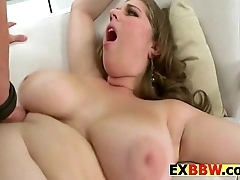 BBW - A little Creamy Poontang Pie After Date