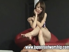 Paws Pantyhose Japan Foot Worship
