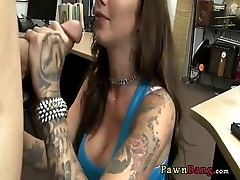 Imbecilic Amateur Pawnshop Sex