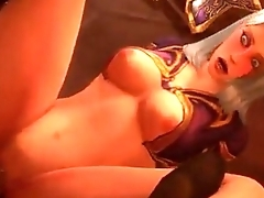 Jaina Proudmoore &amp_ Garrosh - Surprise Gift