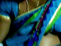sleeping bus in open blouse aunty telugu hooks