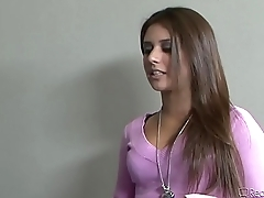 Jynx Maze Verge on Banged At Work