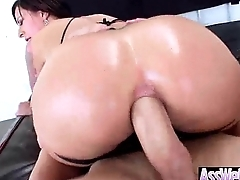 Anal Sex With Majuscule Ass Oiled Up Girl (dollie darko) video-12