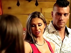 Rachel Roxx Loves Threesome Play