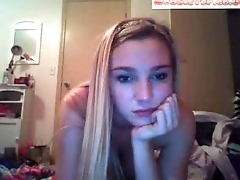 Amazing fist time cam teen