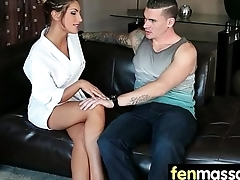 Massage Couple Both Get Happy Endings 3