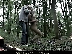 Bdsm Forest Go out after