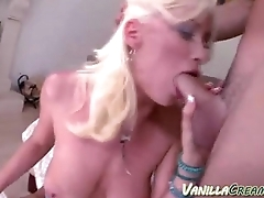 Riley Jenner first porn scene with BangBros 885