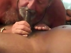 Daddy Eats Disastrous Cum