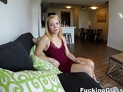 Young cutie is escorting to earn some extra cash