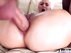 Anal Sex Alongside Curvy Big Oiled Up Butt Unreserved (jenna ivory) movie-14