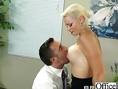 Sex In Office With Round Big Melon Tits Girl (rhylee richards) movie-28