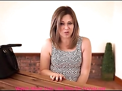 Sharp practice stepsister gets blackmailed - Watch More Vidz Like This At Fxvidz.net