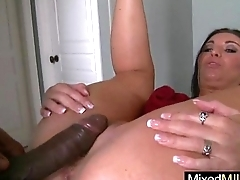 Sex Tape Big Black Dick Stud In Mature Lady (honey white) movie-09