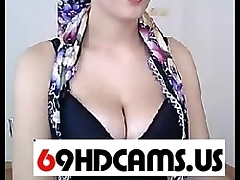 69HDCAMS.US Bosomy with an increment of Sassy Turkish Free Arab Porn Video 4c