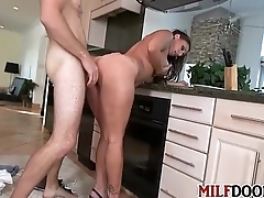 Skyler Ass An obstacle Kitchen 235