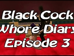 Black Load of shit Floozie Diary 3